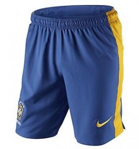 12-13 Brazil Away Shorts