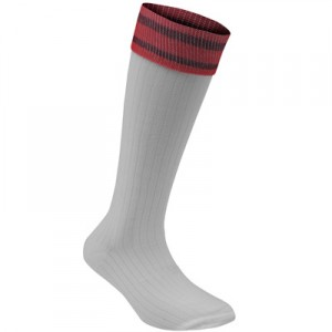 12-13 England Home Socks