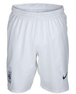 12-13 France Away Shorts