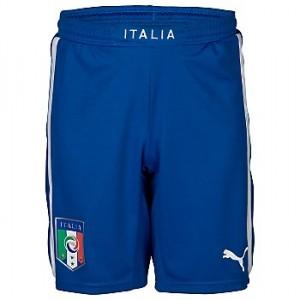 12-13 Italy Away Shorts