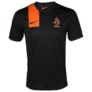 12-13 Netherlands Away Shirt
