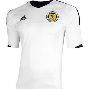12-13 Scotland Away Shirt