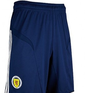 12-13 Scotland Away Shorts